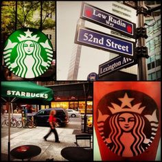 52nd & Lexington #Starbucks #NYC #Midtown