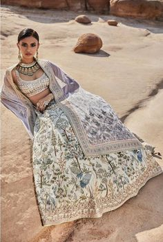 Looking for Bridal Lehenga for your wedding ? Dulhaniyaa curated the list of Best Bridal Wear Store with variety of Bridal Lehenga with their prices Bridal Lehenga, Lehenga Choli, Anarkali, Lehnga Dress, Sabyasachi, Indian Bridal Outfits, Indian Dresses, Indian Clothes, Indian Attire