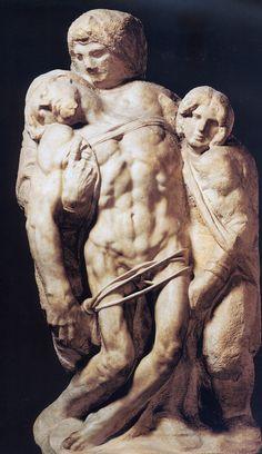 Pietà Palestrina - Michelangelo di Lodovico  Buonarroti Simoni (6 March 1475 –…