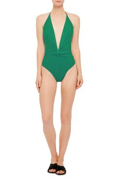 I love the swimsuit, but they really need a model with curves!