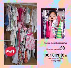 Cambia el guardarropa de tus niños con hasta el 50 por ciento de descuento en Figi's Jockey Plaza | Figi's