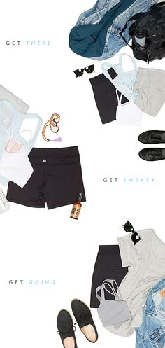 5 tips for everyday dressing (including getting sweaty) ... lululemon blog