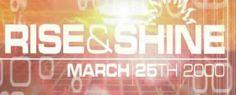 :::code313::: party RISE & SHINE detroit, mi march 25, 2000 at the chop shop