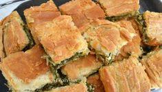 Χορτόπιτα (και όχι μόνο) με μακεδονικό φύλλο και κρητική γέμιση! Greek Recipes, Pie Recipes, Greek Pita, Greek Cooking, Spanakopita, Delish, Bakery, Lunch, Dinner