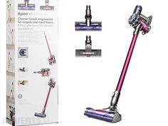 The new Dyson is way better than its earlier models. It has all the features and even extras that you could expect from any Dyson cordless. Vacuum Cleaners, Best Dyson Vacuum, Ceiling, Floor, Good Things, Models, Marketing, Easy, Boden