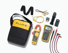 Fluke 116/322 HVAC Combo Kit $285.00