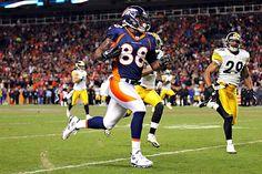 Demaryius Thomas, WR, Denver Broncos