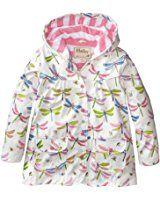 Hatley Girls Dragonflies Raincoat