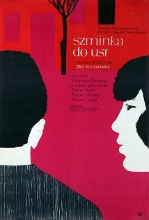 Red Lips - Lipstick, Polish Movie Poster