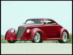 S161 1937 Ford Street Rod LS1, Automatic Photo 1