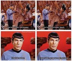 Spock - Star Trek