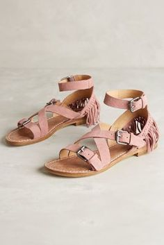 Belle by Sigerson Morrison Allegra Sandals Galatea #anthroregistry
