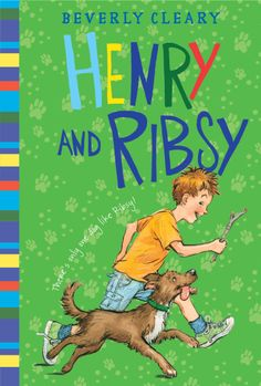 Henry and Ribsy by Beverly Cleary - a new look!