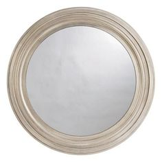 Round Mirror #bassettfurniture
