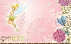 Disney Fairies Wallpapers Free - WallpaperSafari