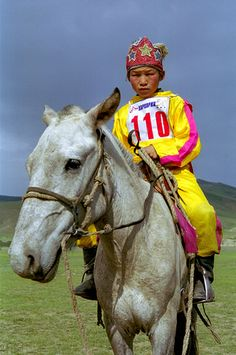 Mongolia, Naadam Festival.