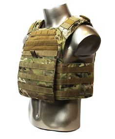 AR500 Armor Banshee Plate Carrier - Multicam