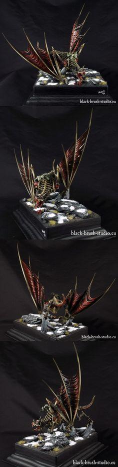 Ghoul King on Terrorgheist