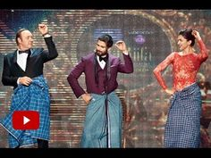 Deepika Padukone & Kevin Spacey Lungi Dance at IIFA Awards 2014| 11 South Asian Traditions That Are Sure to Blow up as Hipster Trends |browngirl Magazine