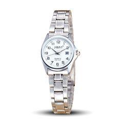 $4.26 (Buy here: https://alitems.com/g/1e8d114494ebda23ff8b16525dc3e8/?i=5&ulp=https%3A%2F%2Fwww.aliexpress.com%2Fitem%2FFashion-Luxury-Couple-Watches-Men-Women-Date-Time-Clock-Stainless-Steel-Band-Analog-Quartz-Wrist-Watch%2F32774760291.html ) Fashion Luxury Couple Watches Men Women Date Time Clock Stainless Steel Band Analog Quartz Wrist Watch Dress Watches Relogio for just $4.26