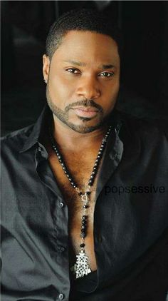 """Malcolm-Jamal Warner from """"The Cosby Show"""" and """"Malcolm and Eddie""""."""