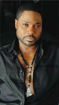 Malcolm-Jamal-Warner...the boy got hot:)....no.....he was always hot lol.