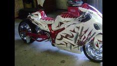 Custom Hayabusa, Custom Sport Bikes, Bike Life, Awesome, Amazing, Sick, Motorcycles, Motorbikes, Motorcycle