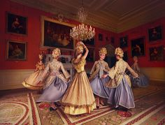 Another whirl by Miss Aniela