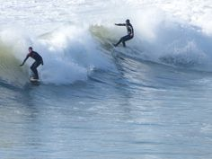 #Pembrokeshire# Surfing at Manorbier