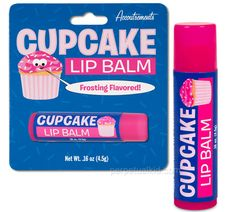 Cupcake Frosting Flavored Lip Balm - this one might actually be good