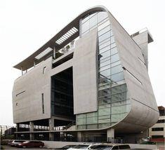 YG Entertainment Building Headquarters  397-5 Hapjeong-dong, Mapo-gu, Seoul, South Korea