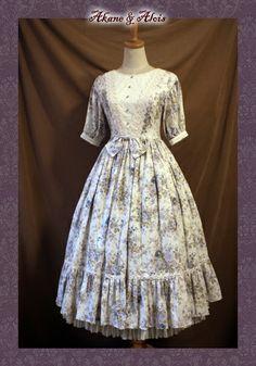 Akane & Alois dress (M)