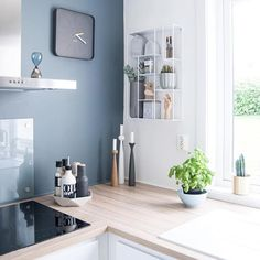 #nordic_details // Well hello hello and happy monday amazing followers!💕🤗 Look what we found for you today- a kitchen corner with an impressive amount of lovely details, don't you think?✨ Don't forget to tag your photos with #nordic_details ✦ ✧ Credit: @enkontrast ✦ ✧