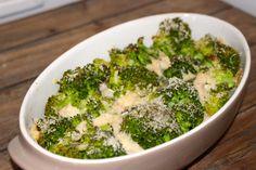 Poulet gratiné aux brocolis - WW 6 PP