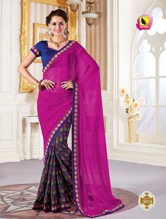 Partywear Saree Indian Ethnic Sari Pakistani Bollywood Designer Wedding Dress  #KriyaCreation #SariSaree