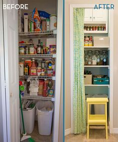 Operation Pantry Remodel: The Reveal!