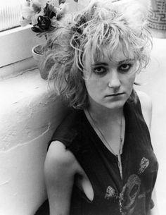 Viv Albertine, ca 1977.