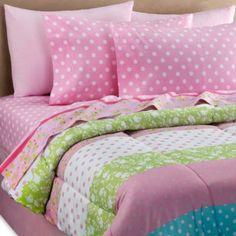 Isabella 6-8 Piece Comforter and Sheet Set - BedBathandBeyond.com