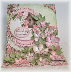 Nikki's Crafting Creations: New Blog Candy and an Easel Card to Share