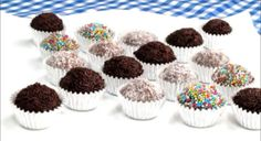 Facil de hacer trufas de chocolate  y delicioso