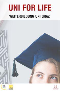 Wer sagt, dass man nach der Schule oder dem Studium ausgelernt hat? Wir lernen doch ein Leben lang und möchten uns auch ständig weiterentwickeln.   Genau dort wird man von der UNI FOR LIFE abgeholt. Lebenslanges Lernen wird durch die Weiterbildung an der Universität in Graz garantiert!  Wie unterstützt Medienkraft UNI FOR LIFE: 📌 Webanalyse & Webtracking   📌 SEO   📌 SEA  📌 Content-Optimierung Graz, Further Education, Psychics, School