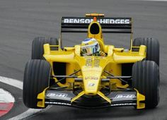 P12: Giancarlo Fisichella (ITA) - Jordan-Ford EJ13 - 12 Points #motorsport #racing #f1 #formel1 #formula1 #formulaone #motor #sport #passion