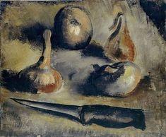 Fruit - Jean Fautrier - WikiArt.org