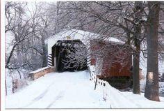 Ephrata, PA covered bridge