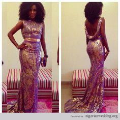 Nigerian wedding Aso-ebi styles