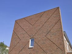 Brick Images, Brick Detail, Brickwork, Rotterdam, Architecture, Creative, Pattern, Crafts, Arquitetura