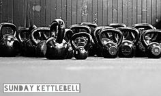 Todays Kettlebell Training In The Zone Gym Bratislava