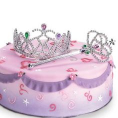 The perfect princess cake:)