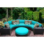 <strong>Barbados 6 Piece Seating Group with Cushion</strong> by TK Classics