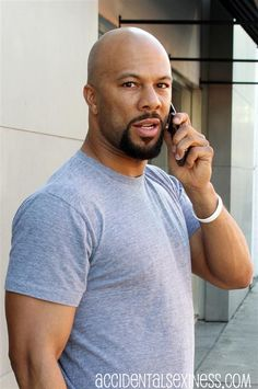 Hold up, Common is calling me .... again!